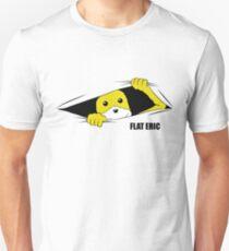 Flat Eric Inside Unisex T-Shirt