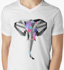 Low-Poly Elephant T-Shirt