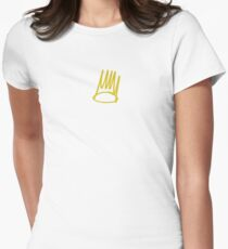 J. Cole Crown Womens Fitted T-Shirt