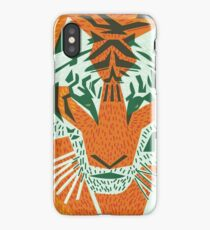 Tiger Conservation iPhone Case/Skin