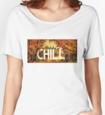 Chill Women's Relaxed Fit T-Shirt
