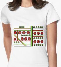 modernism Women's Fitted T-Shirt