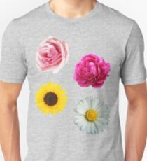Flowers Set T-Shirt