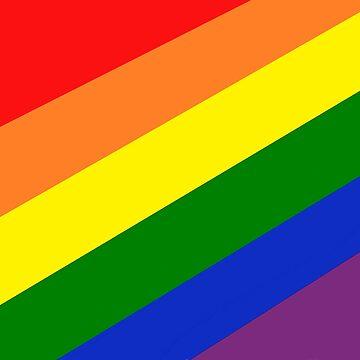 rainbow by gabezyte