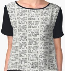 Reality Chiffon Top