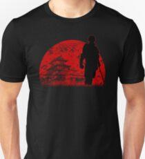 Samurai Guardian Unisex T-Shirt