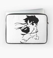chibi Ryu Laptop Sleeve