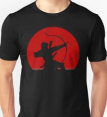 Oni Under Fire Unisex T-Shirt