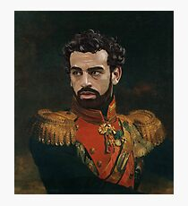 Mohamed Salah Photographic Print