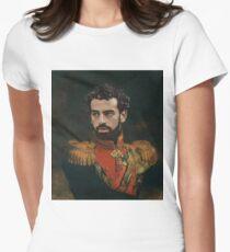 Mohamed Salah Women's Fitted T-Shirt