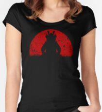 Shogun Sundown Women's Fitted Scoop T-Shirt