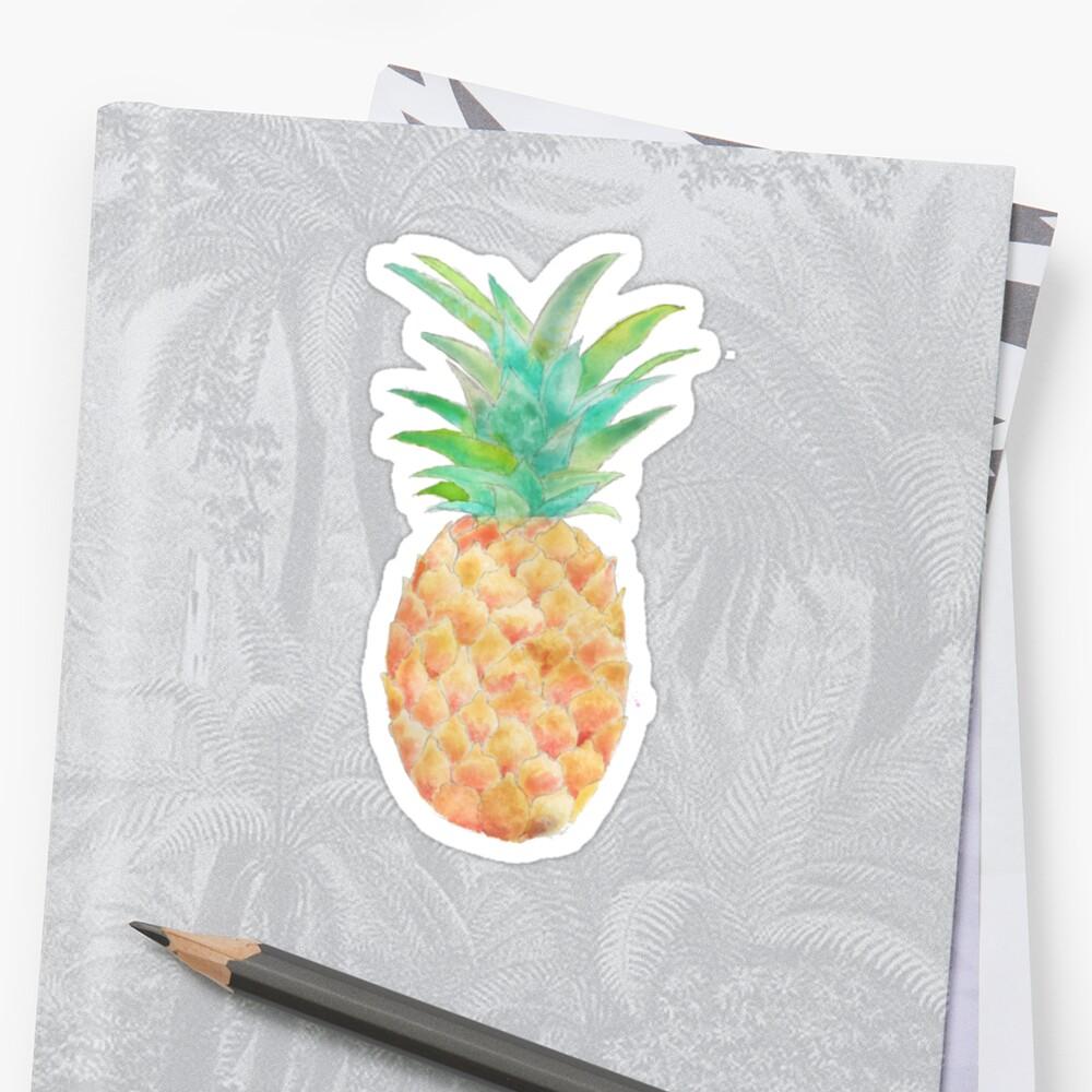 Pineapple by ghjura