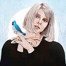 Winter Bird by André Luiz Barbosa