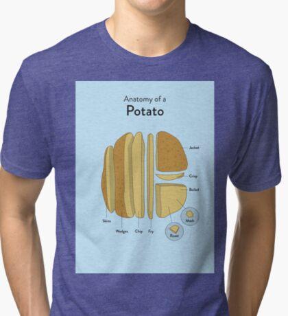 Potato Tri-blend T-Shirt