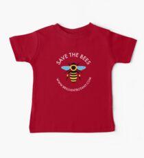 Save the Bees - Honey Bee Baby Tee