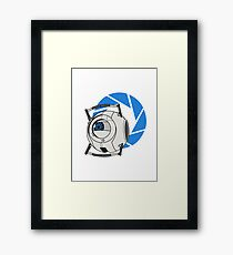 Wheatley! - Portal 2 Framed Print