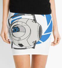 Wheatley! - Portal 2 Mini Skirt
