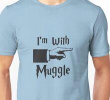 I'm with Muggle Unisex T-Shirt