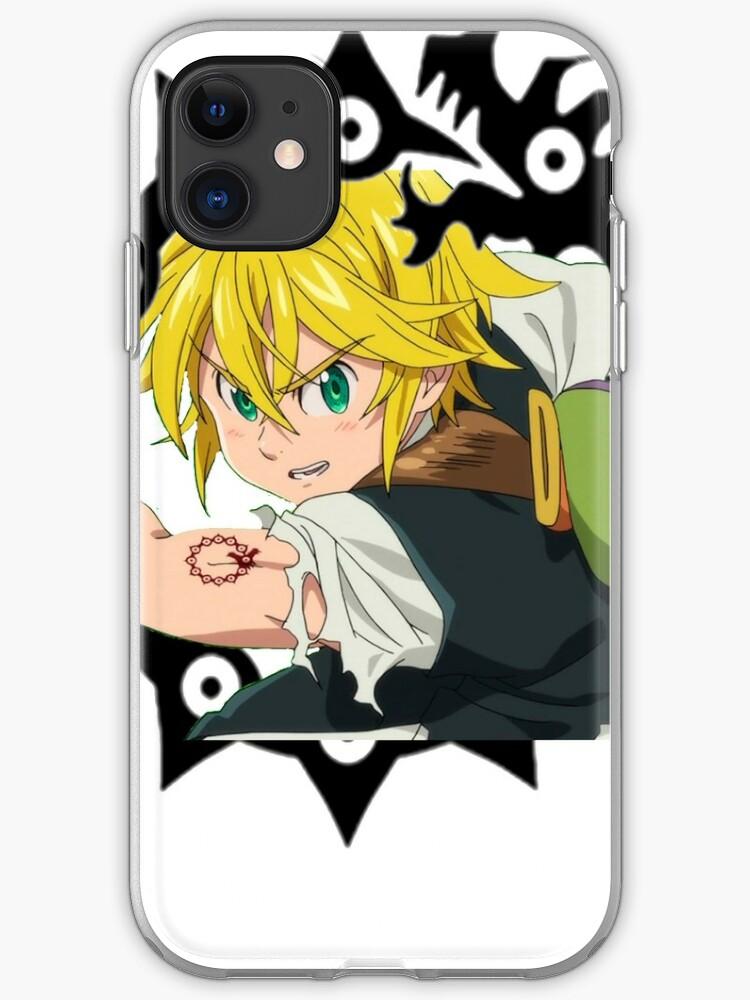 coque iphone 6 nanatsu no taizai