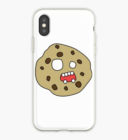 zombie cookie iPhone Case
