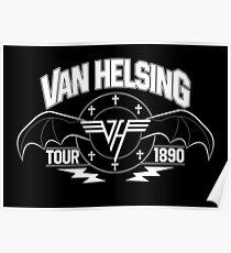 Van Helsing Tour Poster