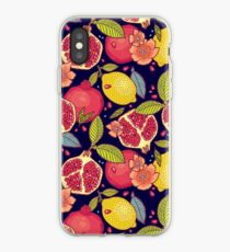 Mysterious tropical garden. iPhone Case