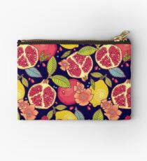 Mysterious tropical garden. Studio Pouch