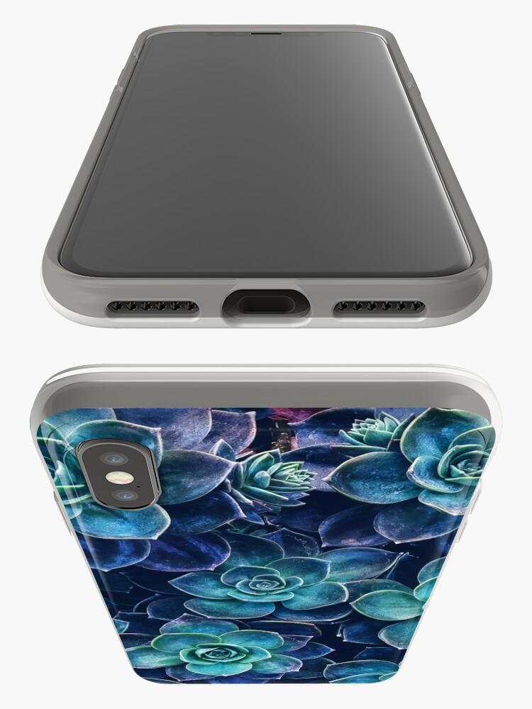 Alternative Ansicht von Sukkulenten iPhone-Hülle & Cover
