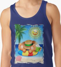 Summer Relax on the Sea T-Shirt
