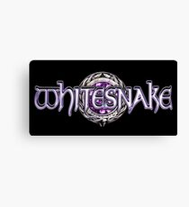 Whitesnake Purple Albums 2017 Canvas Print