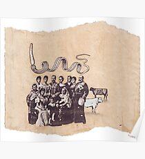 Der Rinderbaron Poster