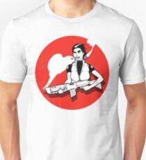 Girl and a gun T-Shirt