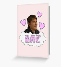 Louis Theroux Fan Club Greeting Card