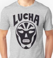 Lucha Wrestling T-Shirt