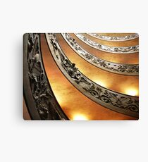 Vatican Museums Canvas Print