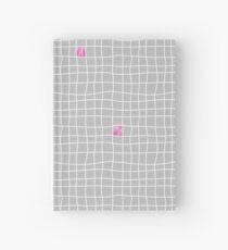 Carreaux - Grey/Pink - Bis Carnet cartonné