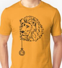 Lion of Time Unisex T-Shirt
