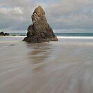 Sango Bay Rock by Maria Gaellman