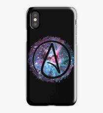 Starry Atheist iPhone X Case