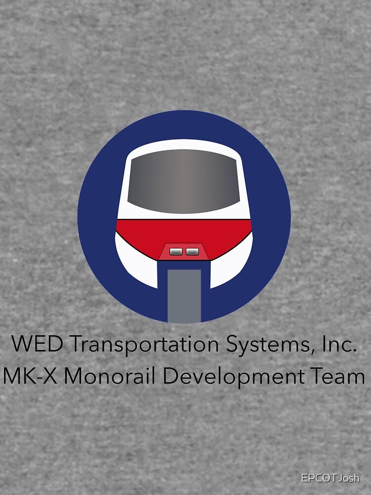 MK-X Monorail Development Team by EPCOTJosh