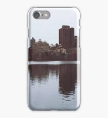 Central Park Reflections iPhone Case/Skin