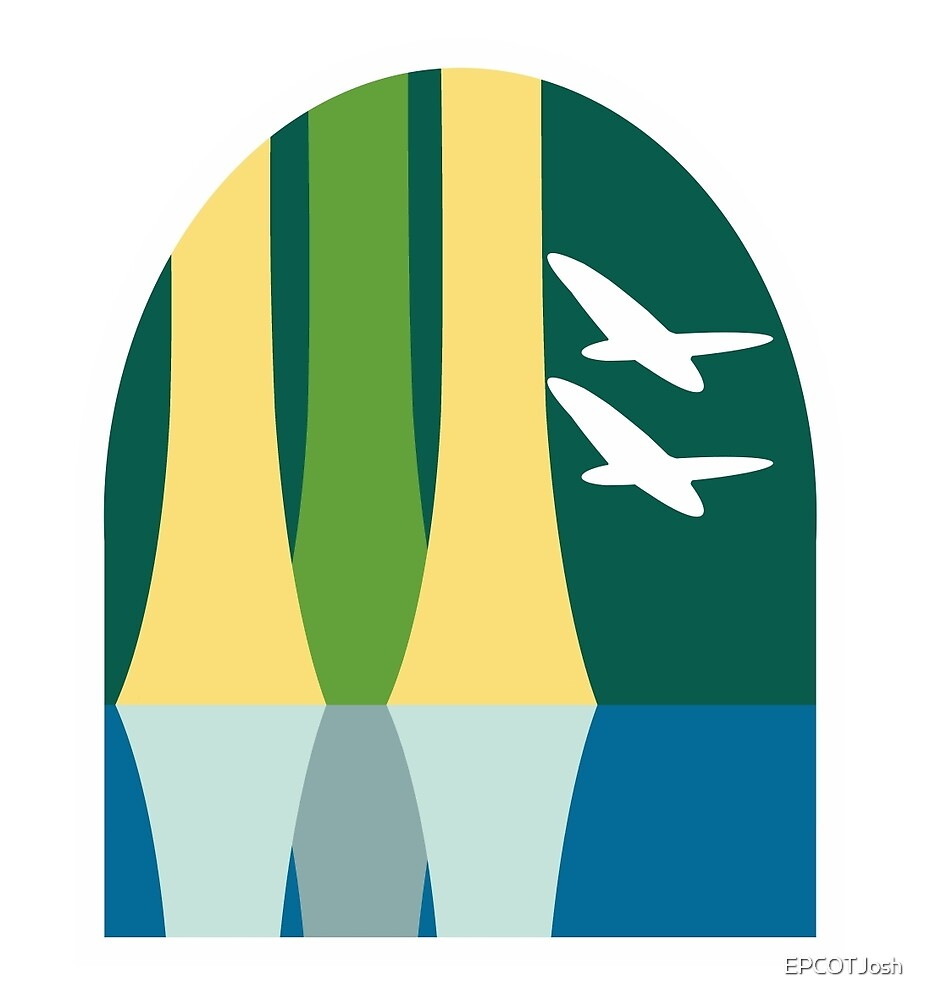 Lake Buena Vista Classic Logo by EPCOTJosh