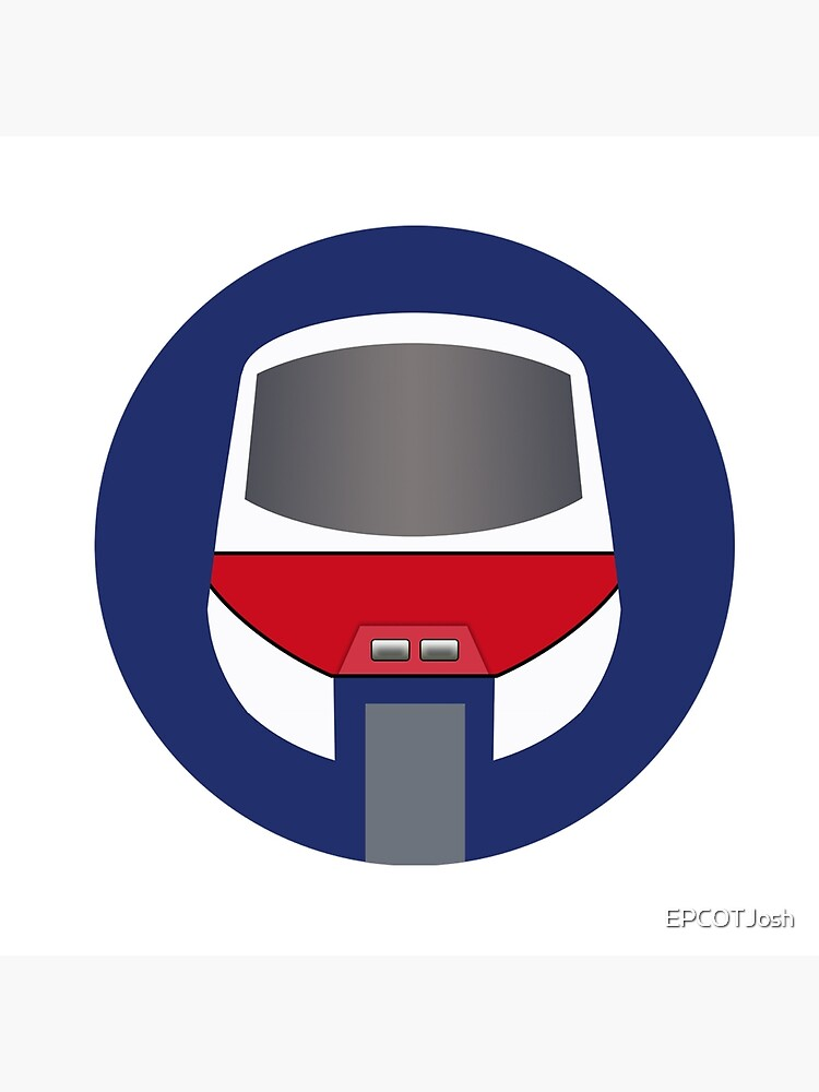 Monorail Logo by EPCOTJosh