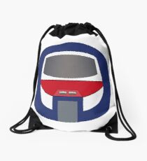 Monorail Logo Drawstring Bag