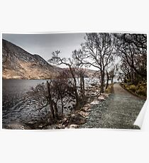 A Walk in Glenveagh National Park Poster