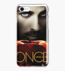 Once Upon A Time Captain Hook Killian Jones iPhone Case/Skin