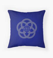 EPCOT Center Retro Logo Throw Pillow