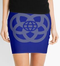 EPCOT Center Retro Logo Mini Skirt
