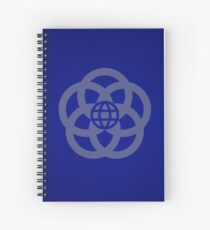EPCOT Center Retro Logo Spiral Notebook