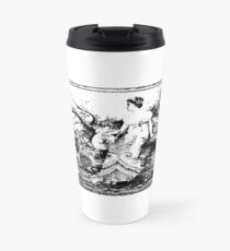 Waiting! Travel Mug